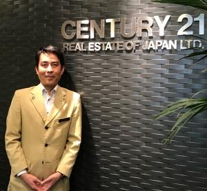 株式会社センチュリー21ジャパン 経営企画部 (兼) 広報部 佐藤 様